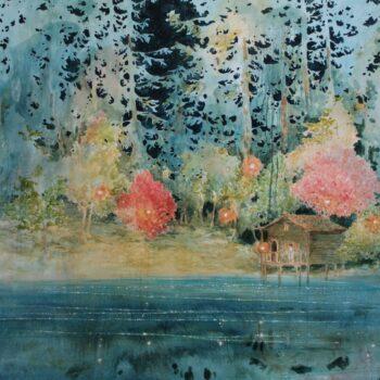 Daniel Ablitt, Waiting (Lakeside Cabin)